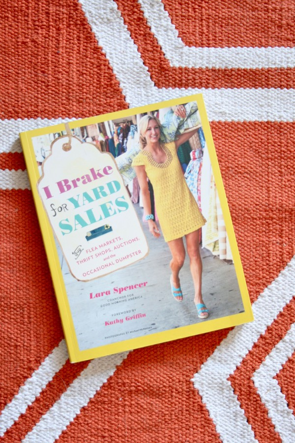 """A review of """"I Brake for Yard Sales"""" by Lara Spencer ..."""