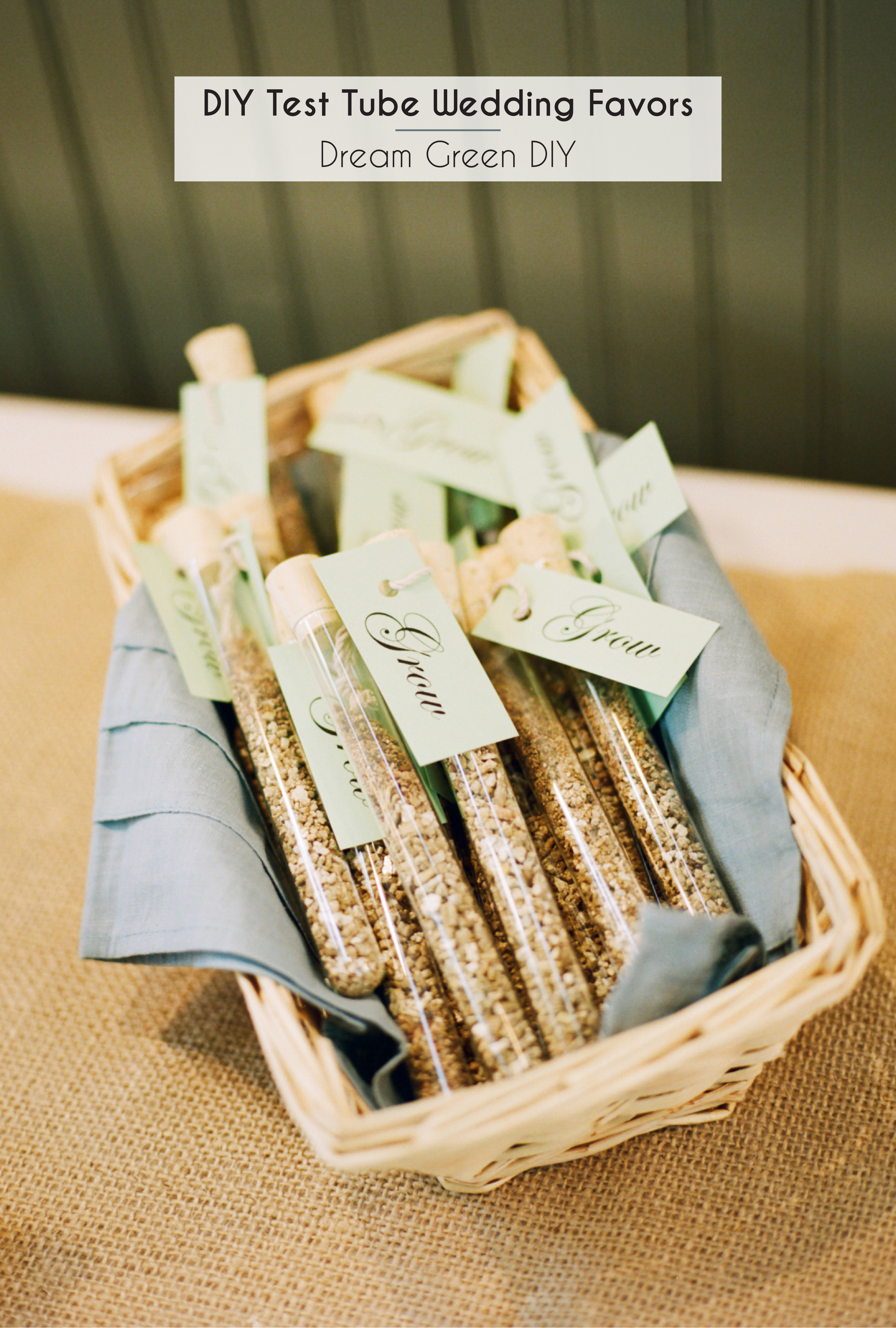 Ground Coffee Beans Wedding Favors Test Tube Weddi On Tea Wedding ...