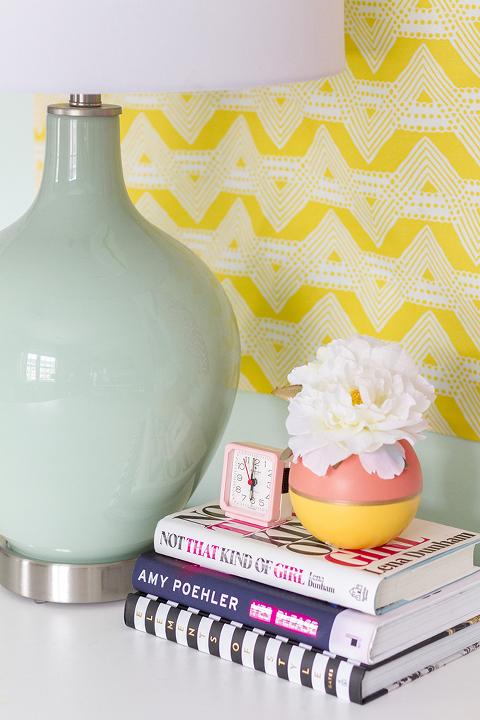 DIY Fabric Wall Art // Josi Severson Textiles Giveaway - Dream Green DIY