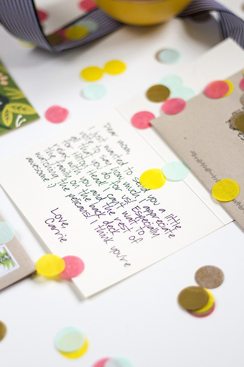 Bringing Back Creative Snail Mail | Dream Green DIY + @Postable