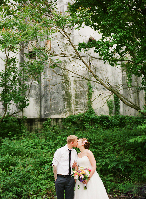 A DIY Wedding In Lynchburg, Virginia | Dream Green DIY (photos by @katiestoops)