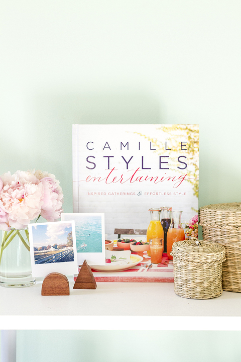 A Review of Camille Styles Entertaining | Dream Green DIY