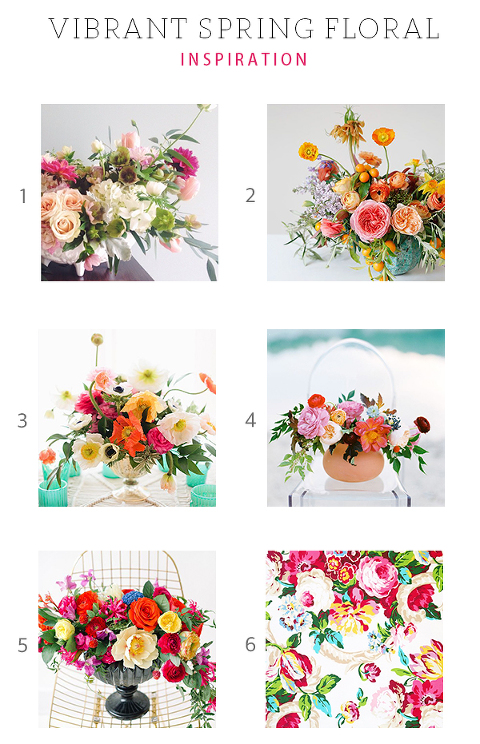 Vibrant Spring Floral Inspiration | Dream Green DIY
