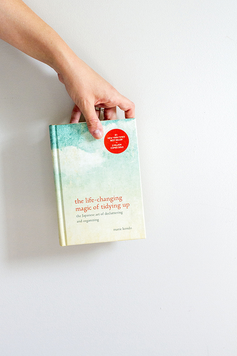 "A Review of ""The Life-Changing Magic Of Tidying Up"" 