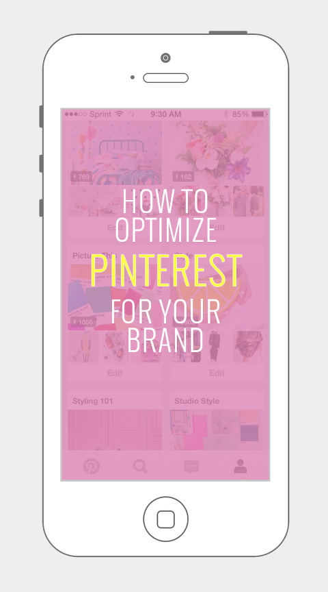 How To Optimize Pinterest For Your Brand | Dream Green DIY