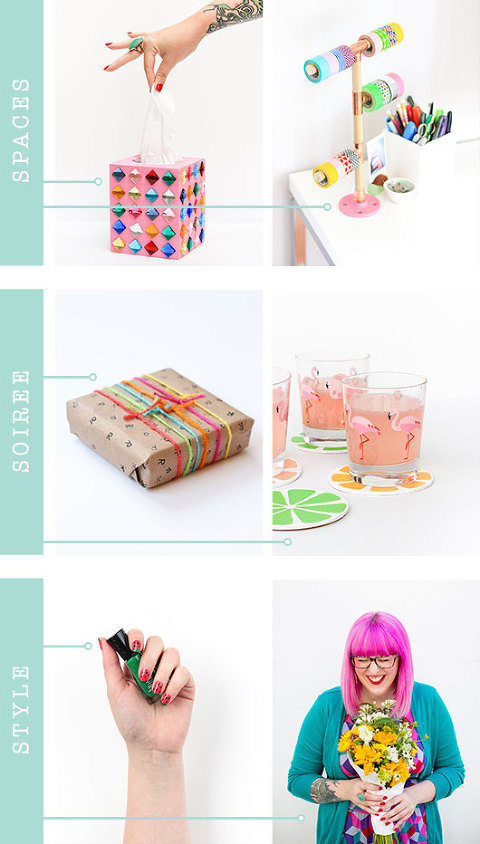 DIY Inspiration From The Blog, The Crafted Life | Dream Green DIY