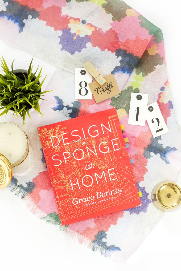 On My Coffee Table: Design*Sponge At Home | Dream Green DIY