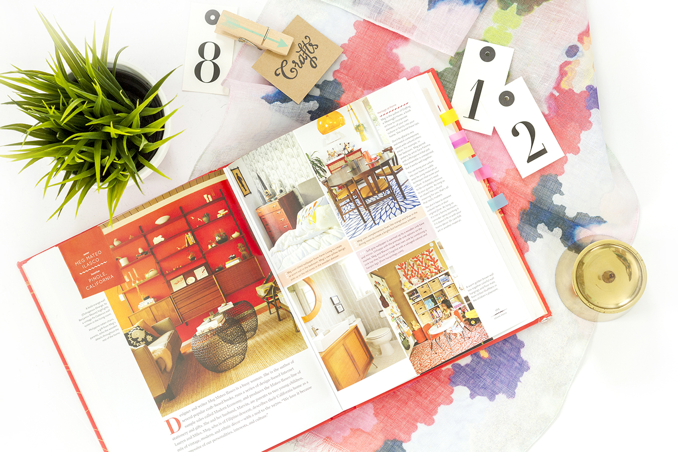 A Review Of The Home D Cor Book Design Sponge At Home