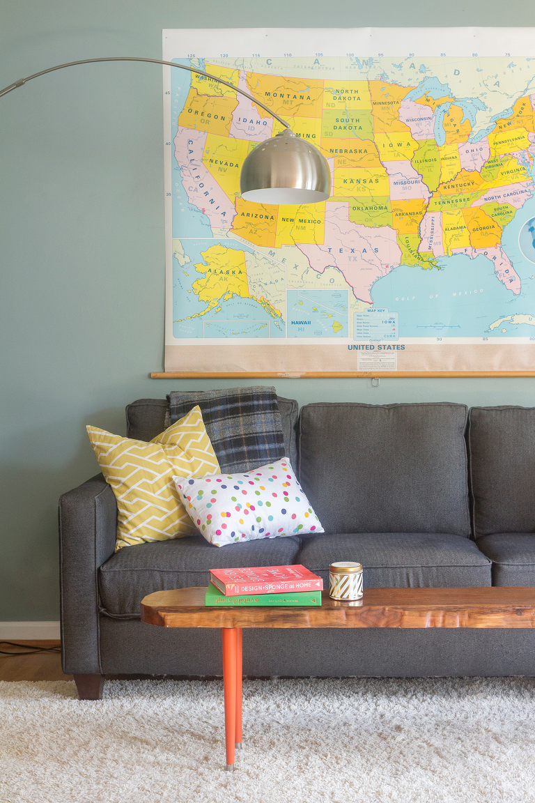 How To Make A DIY Live Edge Wood Bench (Or Coffee Table!) | Dream Green DIY