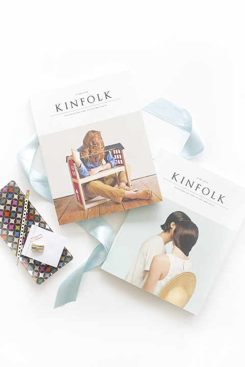 A Review Of Kinfolk Magazine | Dream Green DIY