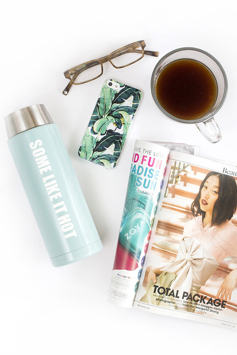 "DIY ""Some Like It Hot"" Thermos 