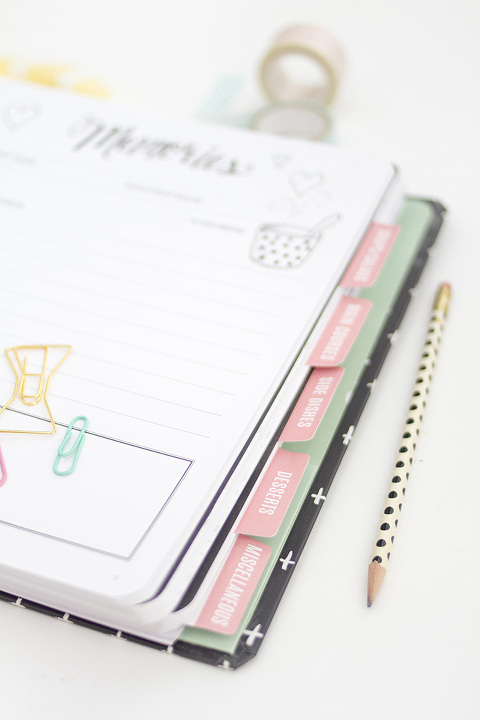 A Review Of The Keepsake Kitchen Diary | Dream Green DIY