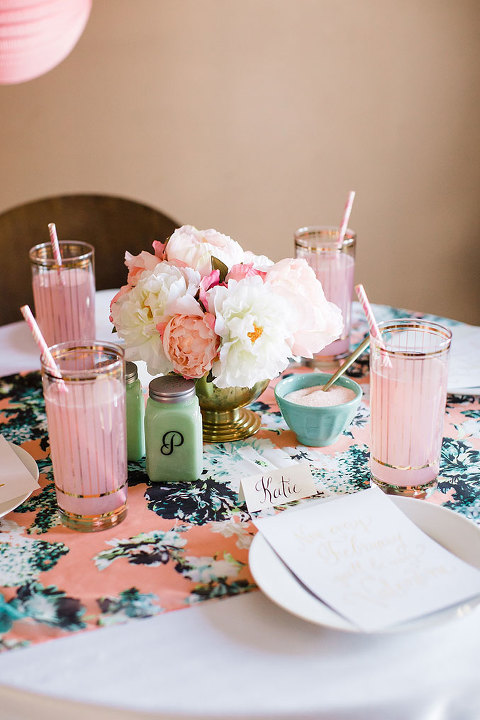 Very Valentine Week of Pink Kick Off | dreamgreendiy.com, photo: @liz_cook