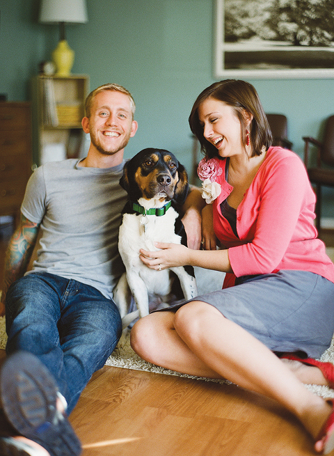 Q&A With A Blogger Husband | dreamgreendiy.com (Photo: Katie Stoops)