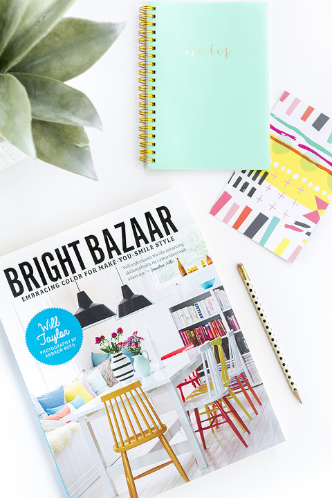 A review of the book Bright Bazaar by @will_uk | dreamgreendiy.com