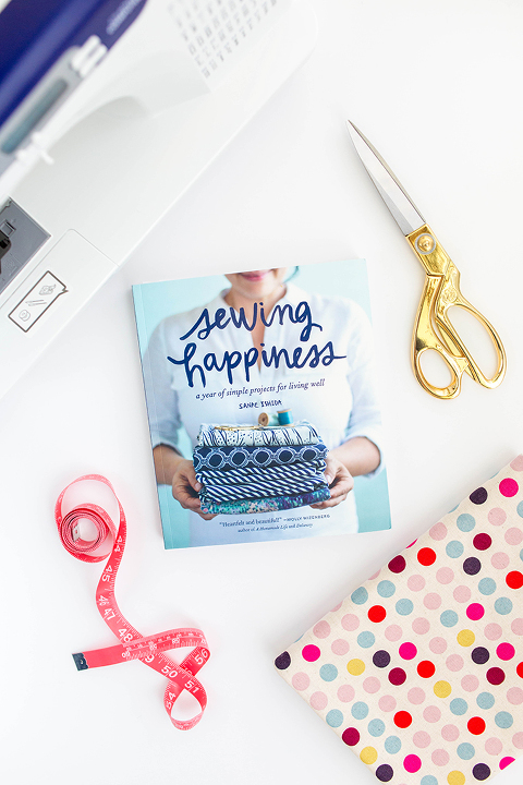 A review of Sewing Happiness by Sanae Ishida | dreamgreendiy.com