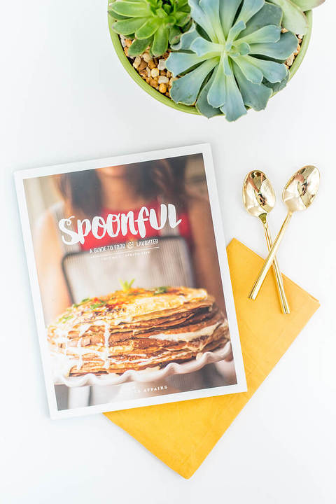 A Review of Spoonful Magazine   dreamgreendiy.com