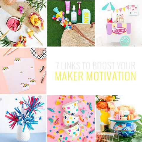 7 DIY Links To Boost Your Maker Motivation   dreamgreendiy.com