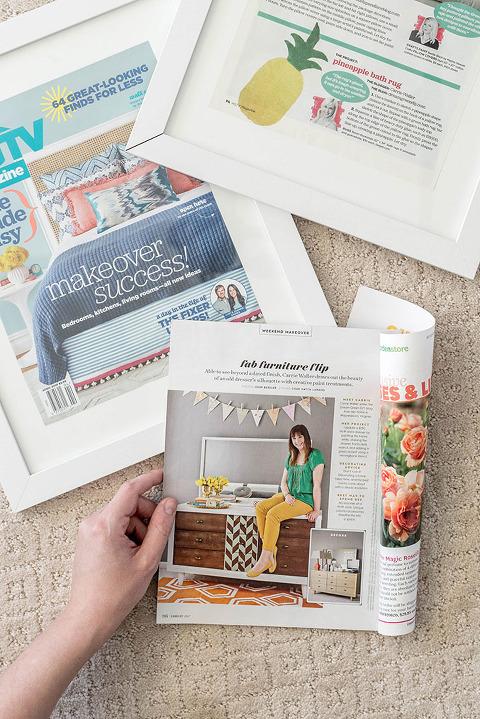How To Organize Paper Clutter & Memorabilia