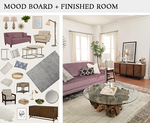 Why You Should Always Start With A Mood Board