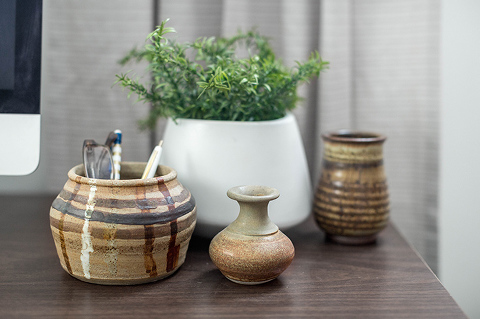8 Uses For Vintage Handmade Pottery