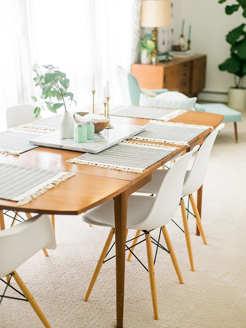 Room Tour Reveal: The Dining Room