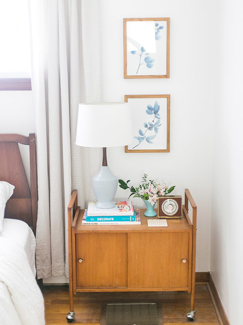 Room Tour Reveal: The Guest Bedroom