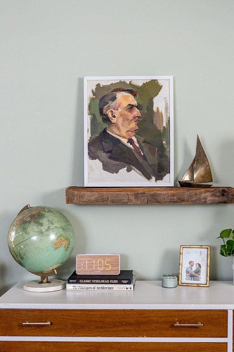 How To Mount A Floating Wall Shelf