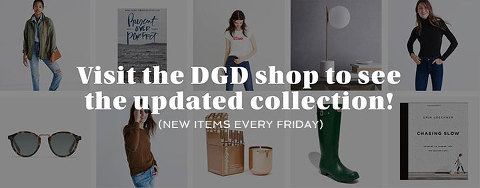 Visit the DGD shop to see the updated collection!