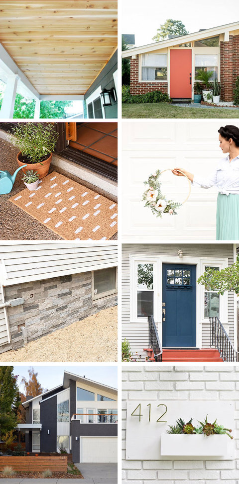 Cool DIY Curb Appeal Projects To Try