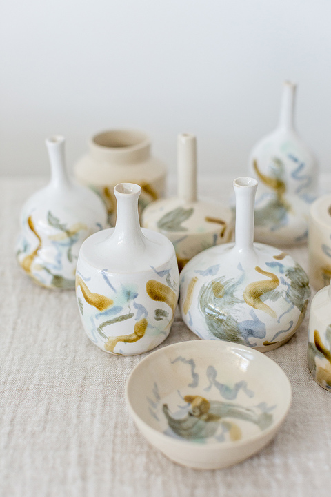 DGD Pottery Watercolor Series Reveal