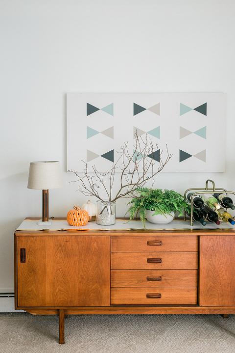5 Easy Fall Décor Ideas For A Dining Room