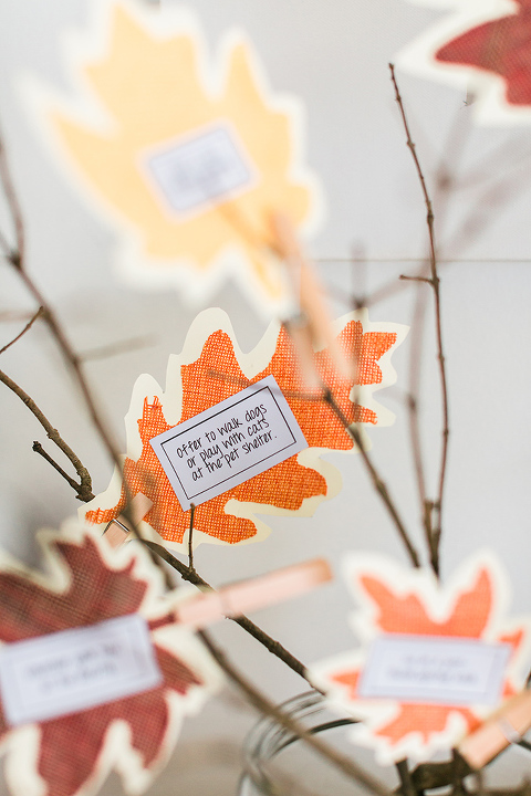 DIY Thanksgiving Branches With Printable Prompts