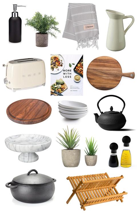Plans For A Mini Kitchen Makeover