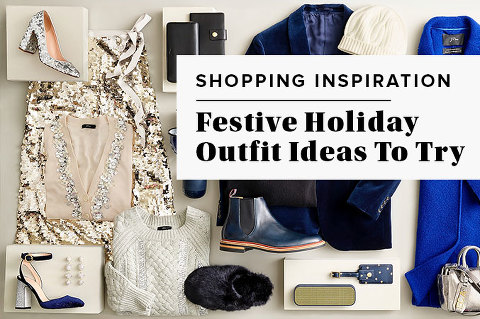 Festive Holiday Outfit Ideas To Try