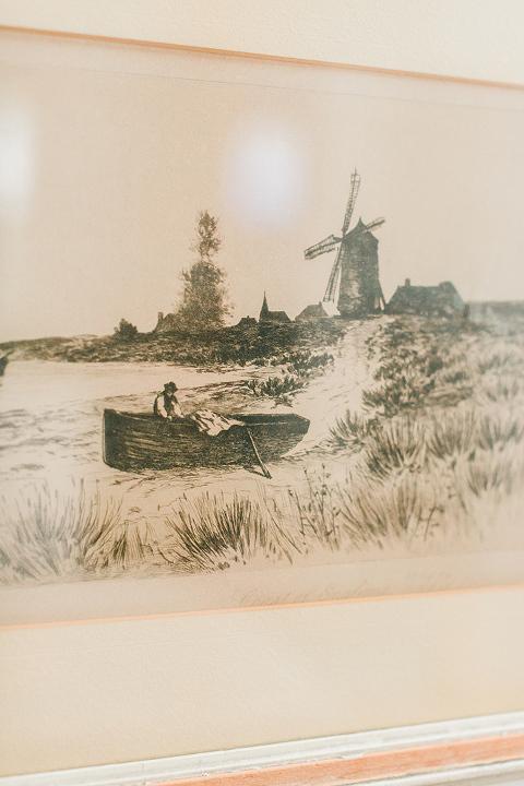 Thrift Store Score: Vintage Seaside Artwork