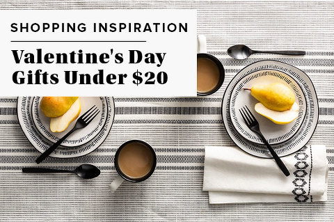 Valentine's Day Gift Guide: Under $20