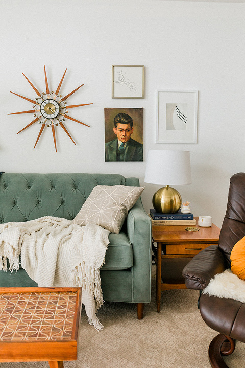 How To Update Your Sofa For $30