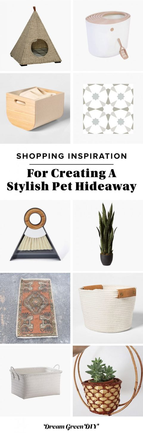 Shopping List For Your Stylish Pet Hideaway