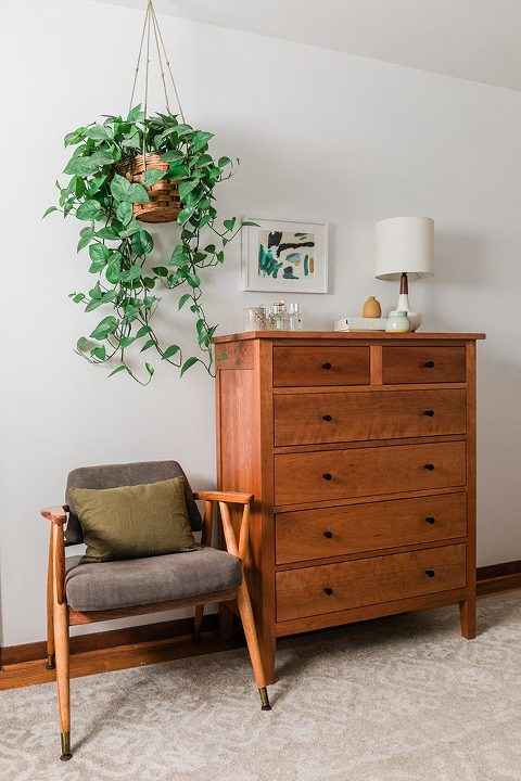 Modernizing A Dresser With New Hardware