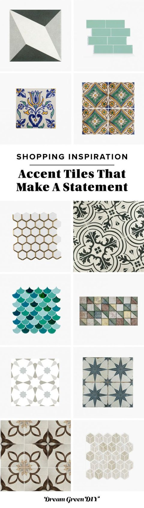 Accent Tiles That Make A Statement