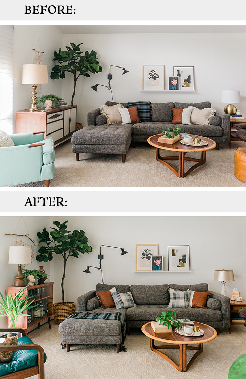 Swapping Furniture For Functionality's Sake