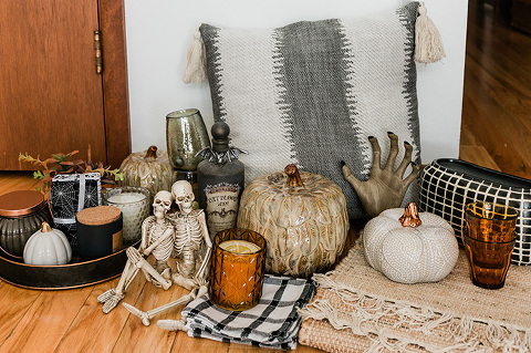 "DIY Halloween (aka ""Falloween"") Décor Tips 