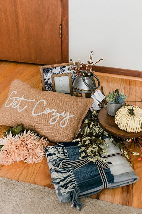 My $150 1-Tote Fall Décor Challenge