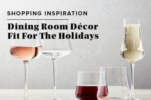 Holiday-Ready Dining Room Décor