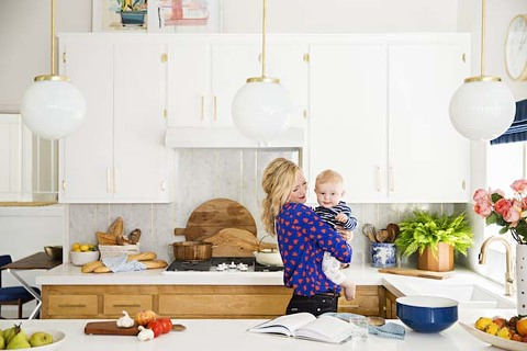 One Room Challenge, Week Two: Kitchen Mood Board
