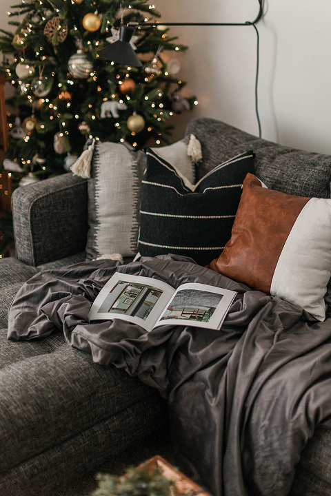 3 Ways To Destress This Holiday Season | dreamgreendiy.com #tranquilitybedding #tranquilityweightedblankets #ad