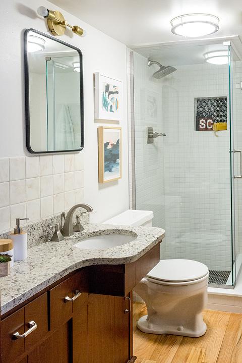 """ORC Week One: Bathroom """"Before"""""""