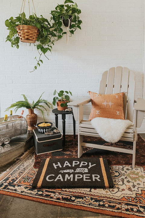 Pottery Barn and Airstream outdoor décor collection