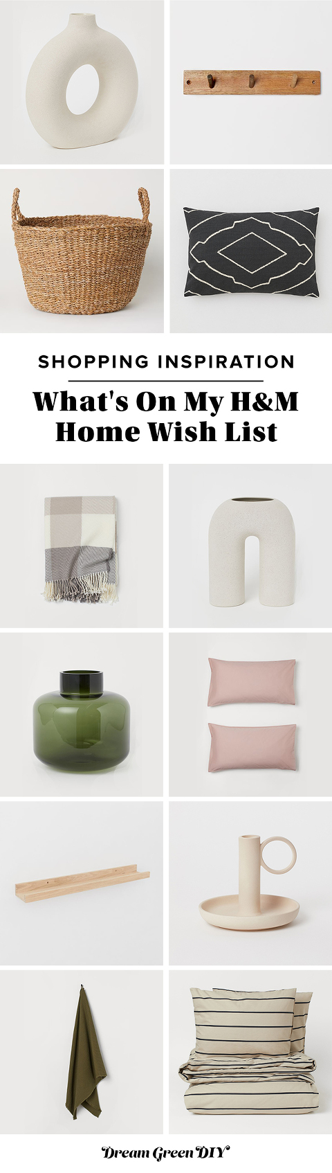 What's On My H&M Home Wish List